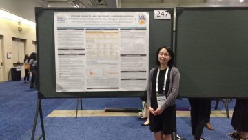 Lamers' lab represented at Nutrition 2018
