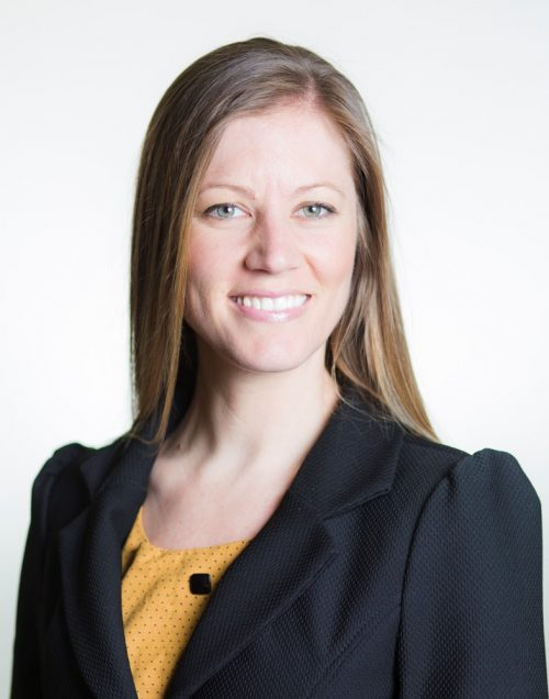 Congratulations, Dr. Larissa Rossen, for being awarded the Michael Smith Foundation for Health Research Trainee Award!